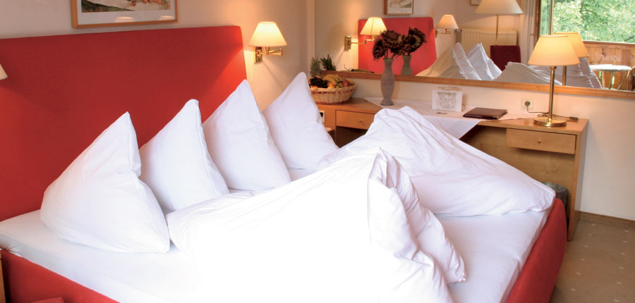 Hotel Furian, St. Wolfgang, Salzkammergut, Austria - bedroom interior.jpg
